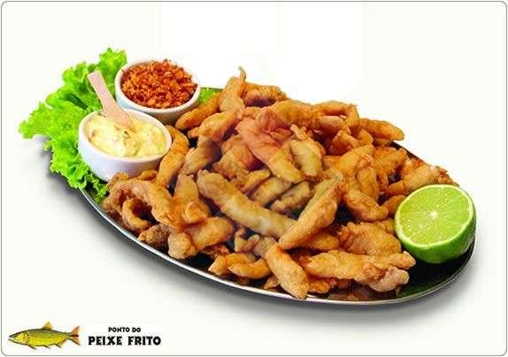 Porções de peixe aperitivo - Foto: 1